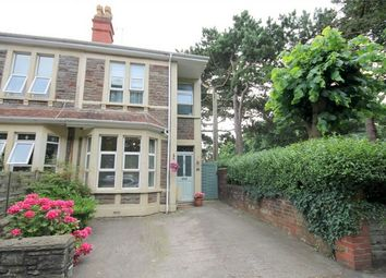 Thumbnail 4 bed semi-detached house for sale in Park Road, Staple Hill, Bristol