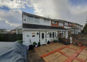 3 bed semi-detached house for sale in Conway Crescent, Tonteg, Pontypridd CF38