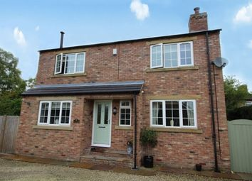 Thumbnail 4 bed detached house for sale in Cawood Road, Wistow, Selby