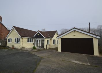 Thumbnail 3 bed detached bungalow to rent in Holyhead Road, Montford Bridge, Shrewsbury