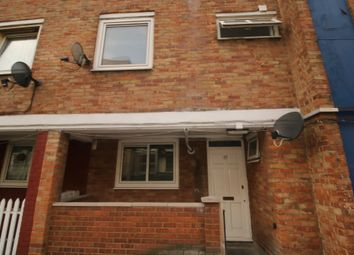Thumbnail 4 bed flat to rent in Bow Common Lane, London