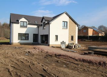 Thumbnail 4 bed property for sale in Plot 8, Clyde Grove, Crossford, Carluke