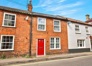 Thumbnail 3 bedroom terraced house for sale in Quaker Court, Quaker Lane, Fakenham