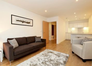 Thumbnail 1 bedroom flat to rent in Caspian Wharf, Aegean Court, Bow