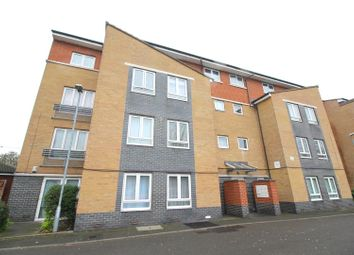 Thumbnail 2 bed flat for sale in Washbourne Court, Edmonton