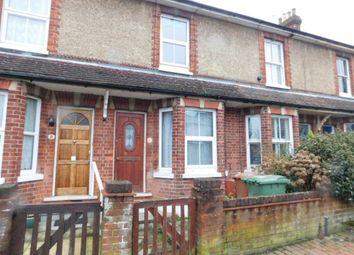 Thumbnail 2 bed terraced house to rent in Meadow Road, Rusthall, Tunbridge Wells