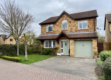 Thumbnail 4 bed detached house for sale in Beaumont Close, Hartford, Huntingdon