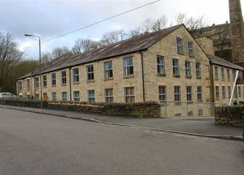 Thumbnail 2 bedroom flat to rent in Hyde Bank Mill, New Mills, Derbyshire