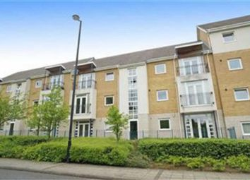 Thumbnail 2 bed flat to rent in Brandling Court, Hackworth Way, North Shields