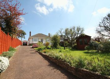 Thumbnail 2 bed detached bungalow for sale in Wells Road, Wookey Hole, Wells