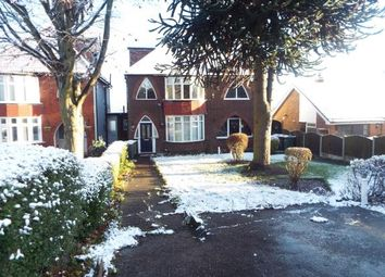 Thumbnail 4 bed semi-detached house for sale in Bustleholme Avenue, West Bromwich, West Midlands