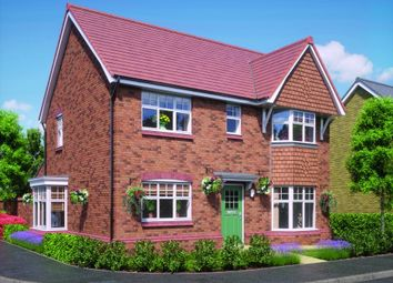 Thumbnail 4 bed detached house for sale in Rectory Lane Wigan, Standish