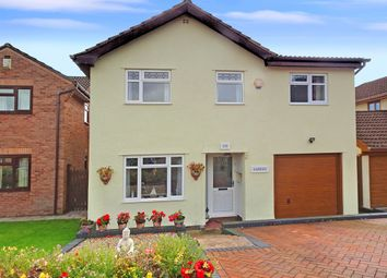 Thumbnail 4 bed detached house for sale in Beech Grove, Newton, Porthcawl