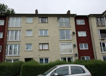 Thumbnail 1 bed flat for sale in Canmore Road, Glenrothes
