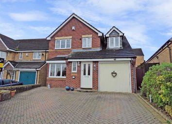 Thumbnail 3 bedroom detached house for sale in Blackbird Way, Packmoor, Stoke-On-Trent