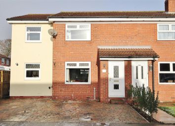 Thumbnail 4 bed semi-detached house for sale in Westfield Road, North Duffield, Selby
