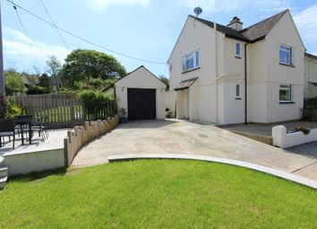 Thumbnail 4 bed end terrace house for sale in Mowhay Meadows, St. John, Torpoint