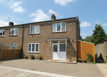 Thumbnail 4 bed end terrace house for sale in Poynders Hill, Hemel Hempstead