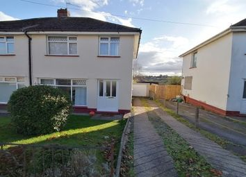 Thumbnail 3 bed semi-detached house to rent in Broadmead, Swansea