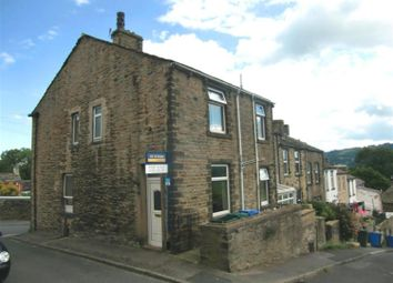 Thumbnail 2 bed terraced house for sale in South View, Farnhill, Keighley