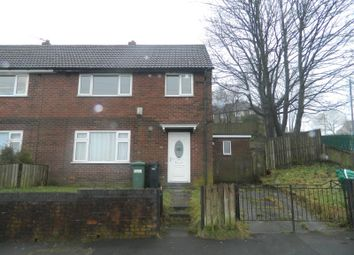 Thumbnail 3 bed end terrace house to rent in Aldercroft Avenue, Bolton