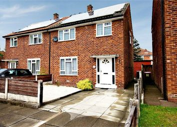 Thumbnail 3 bed semi-detached house for sale in New Hall Avenue, Eccles, Manchester