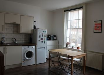 Thumbnail 1 bed flat to rent in Kingsland Road, London, Haggerston