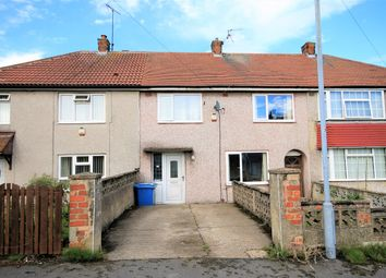 Thumbnail 3 bed terraced house for sale in Stone Crescent, Mansfield