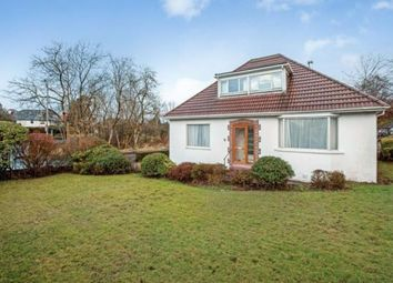 Thumbnail 4 bed bungalow for sale in Eaglesham Road, Newton Mearns, Glasgow, East Renfrewshire