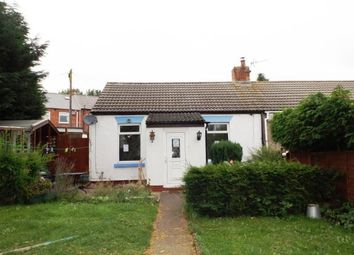 Thumbnail 2 bed bungalow for sale in Crosby Street, Darlington, County Durham
