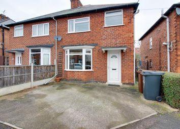 Thumbnail 3 bed semi-detached house for sale in Collin Avenue, Sandiacre, Nottingham