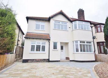 4 bed semi-detached house for sale in Aigburth Road, Aigburth, Liverpool L19