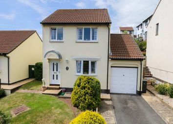 Thumbnail 3 bed detached house for sale in Moor View Drive, Teignmouth