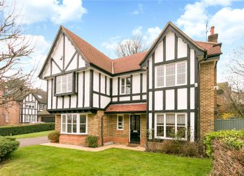 Thumbnail 5 bed detached house for sale in Cottage Close, Watford, Hertfordshire