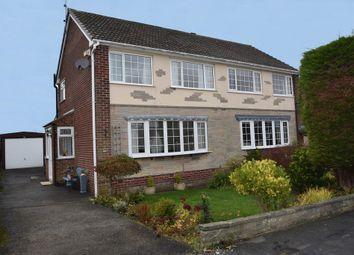 Thumbnail 3 bed semi-detached house for sale in Birchlands Avenue, Wilsden, Bradford