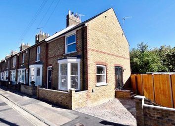Thumbnail 3 bed end terrace house to rent in Cleveland Road, Chichester