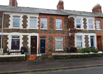 Thumbnail 2 bedroom terraced house for sale in Keppoch Street, Cardiff, Caerdydd