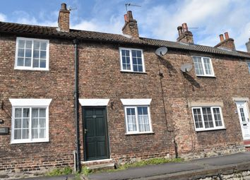 Thumbnail 2 bed terraced house to rent in North Street, Ripon