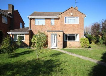 Thumbnail 4 bed detached house for sale in Marlborough Road, Old Town, Swindon