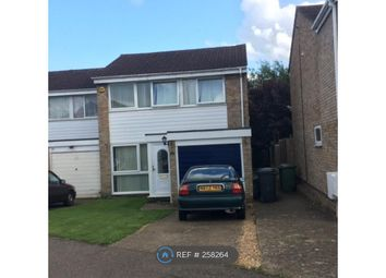 Thumbnail 3 bed end terrace house to rent in Epping Green, Hemel Hempstead