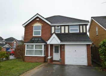 Thumbnail 4 bed detached house for sale in Tressell Way, Thorpe Astley, Leicester