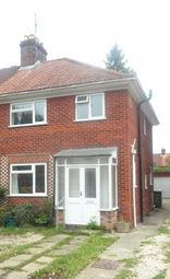 Thumbnail 4 bed detached house to rent in Gipsy Lane, Headington