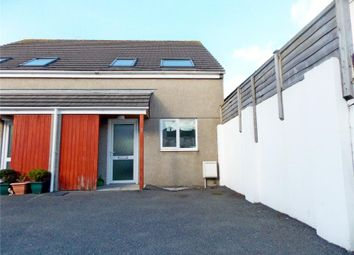 Thumbnail 3 bedroom semi-detached house for sale in 2 The Mews, High Lanes, Hayle.