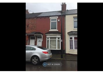 Thumbnail 2 bed terraced house to rent in Wrwick Street, Middlesbrough