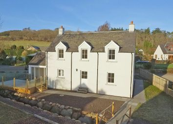 Thumbnail 3 bed detached house for sale in Rait, Perth
