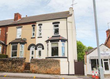 Thumbnail 2 bed end terrace house for sale in Carlton Hill, Carlton, Nottingham
