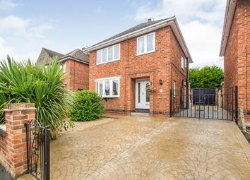 Thumbnail 3 bed detached house for sale in Gresley Road, Ilkeston