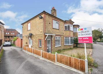 Thumbnail 2 bed maisonette for sale in Kings Chase, Brentwood