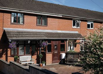 Thumbnail 3 bed terraced house for sale in Queen Elizabeth Drive, Oswestry, Shropshire
