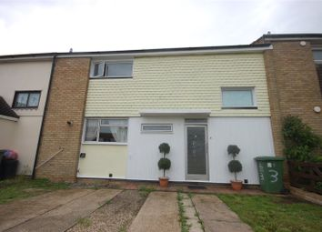 Thumbnail 3 bed terraced house for sale in The Lichfields, Basildon, Essex